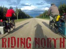 Riding North