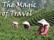 The Magic of Travel