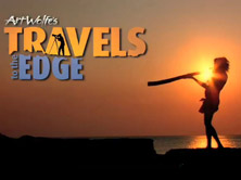Travel's to the Edge with Art Wolfe