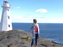 Ellen's Canadian Adventure